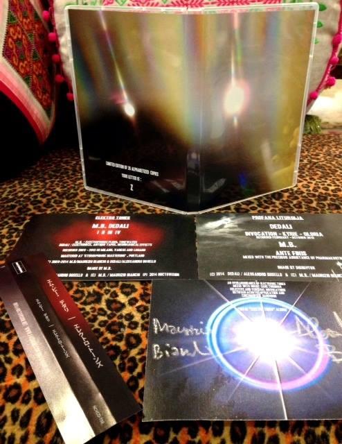 "Menstrual Recordings - now shipping Mb Dedali ""elektro tones"" 2cd + Sacher Pelz ""mutation for a continuity"""